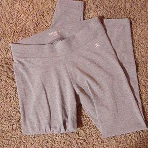 Grey danskin leggings
